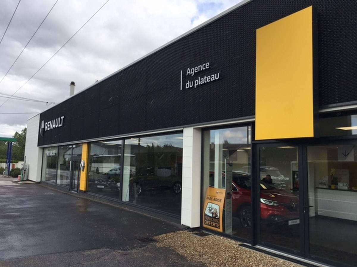 Garage renault expert en vente et r paration sur le for Franchise garage mecanique